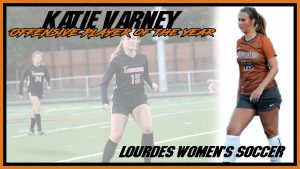Womens Soccer Katie Varney Offensive Player Of The Year