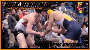 Photo of Nick Henneman Wrestler Of The Year