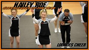 Cheer Haley Roe Cheerleader Of The Year
