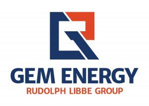 GEM Energy Rudolph Libbe Group Logo