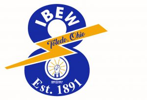 IBEW Local 8 Logo