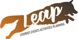 Lourdes Events Activities Planning Logo