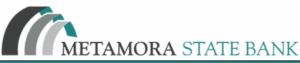 Metamora State Bank Logo