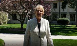 Lourdes University President still image