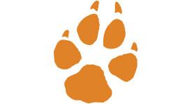 Lourdes Paw Logo