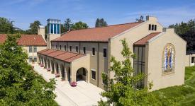 Image of Lourdes campus