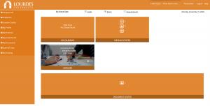 Image of Prowler Portal Home Screen