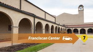 Stop 7 Lourdes Drive Thru Tour - Franciscan Center
