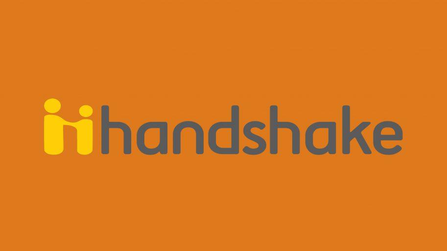 Handshake Top Header