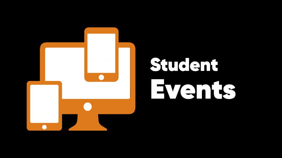 Student Events Top Header