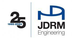 JDRM 25th Logos