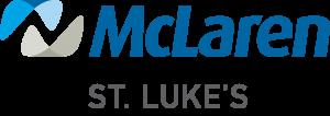McLaren St. Luke's logo