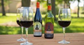 Lourdes University wine